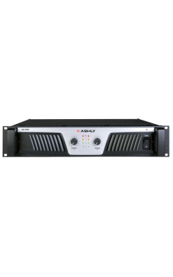KLR-5000 - KLR Series 5kW 2-Channel High Performance Amplifier