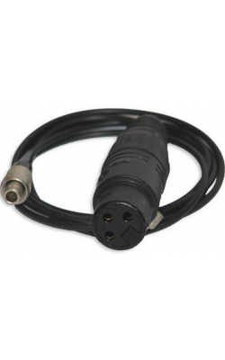 AC50-1 - Adapter cable: special 3-pin connector to female X