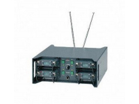 QP3041 - Portable chassis with integrated wideband antenna