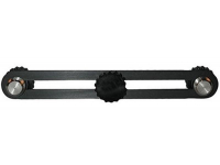 DS120 MT - Stereo bar mount for standard mic clips