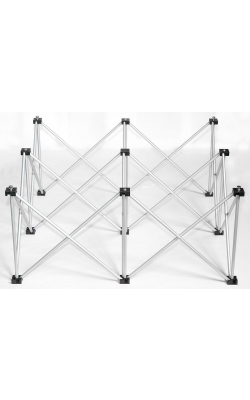 "IS3X3X16 - 16"" High Riser for 3FT x 3FT Square Stage Platform"