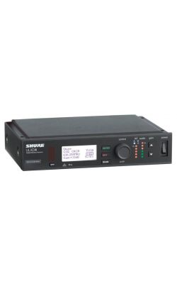 ULXD4=-G50 - ULX-D Series Digital Receiver (G50 band)
