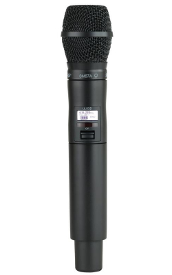 ULXD2/SM87=-G50 - ULX-D Series Handheld Transmitter with SM87A Cartridge (G50 band)