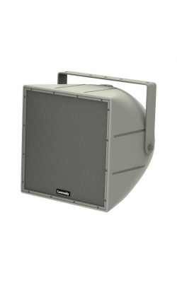 "R.5-66BTZ - 12"" Indoor / Outdoor System with Transformer (Black, 60° x 60°)"