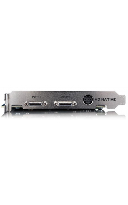 PROFILE HD NATIVE 64 - VENUE | Profile HD Native 64 (PCIe)