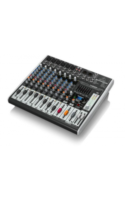 X1222USB - Premium 16-Input 2/2-Bus Mixer with XENYX Mic Prea
