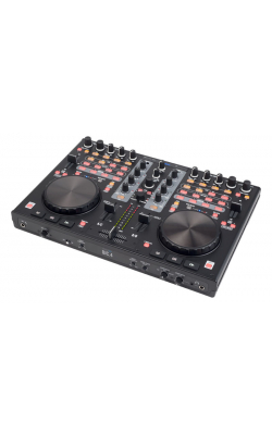 DJC4 - DJ Controller with Audio Interface
