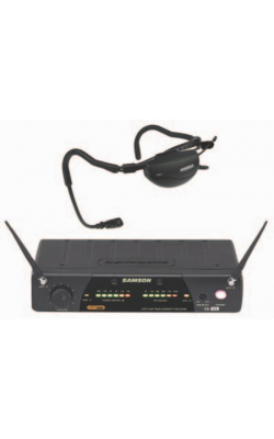 SWQTCV10 N6 - Airline 77 Series Headset Transmitter with Qv10e Vocal Mic