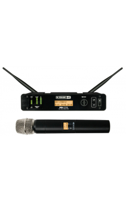 XD-V75 - 14 Channel 2.4GHz Digital Wireless with Handheld Mic