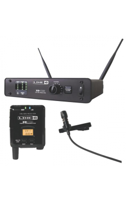 XD-V55L - 12 Channel 2.4GHz Digital Wireless with Lav