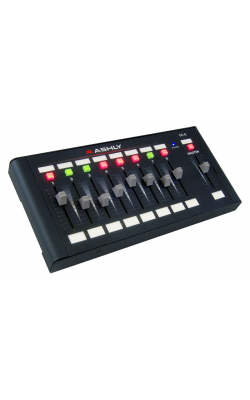 FR-8 - Network 8-Channel Remote Fader Console
