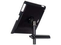 TCM9160B - iPad® Snap-On™ Cover w/ Mounting Bar, Black