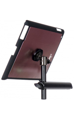 TCM9160M - iPad® Snap-On™ Cover w/ Mounting Bar, Mauve