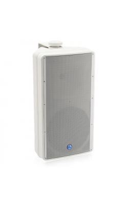 "SM82T-WH - 8"" Environment-Resistant Speaker (White)"