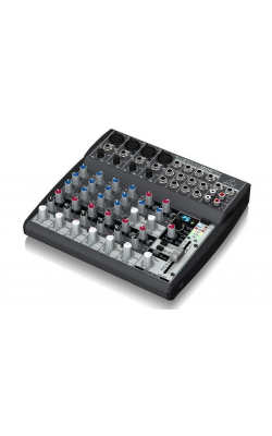 1202FX - Premium 12-Input 2-Bus Mixer with Xenyx Mic Preamp