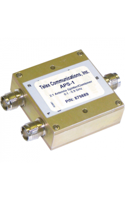 APS1 COMB_SPLT - APS-1, Antenna Combiner/Splitter for two to one in
