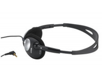 LBB3443/10 - Lightweight stereo headphones, durable cable