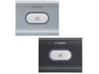 DCN-FMICB-D - Flush microphone control panel, dark