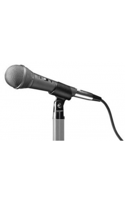 LBC2900/20 - Handheld Dynamic microphone (with XLR male plug)