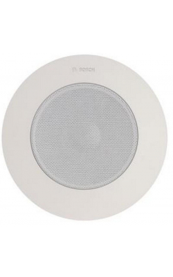 LBC3951/11-US - Ceiling loudspeaker, 9/6 watt, IP x 4, (*shipped i