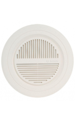LBC3080/11 - Metal fire dome for LHM0606 (white)