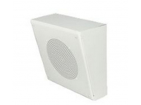 "SYSTEM 3/VC - 8"" Surface Mount Speaker with Slanted Enclosure (Volume Control)"