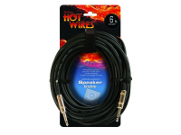 SP14-6 - 14AWG Speaker Cable (6', QTR-QTR)