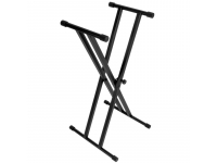KS7191 - Classic Double-X Keyboard Stand