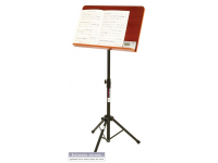 SM7312W - Conductor Stand with Wide Rosewood Bookplate