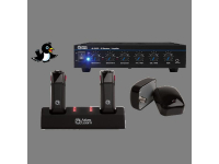 MAGPIE2-2 - Atlas Learn Dual MAGPIE Wireless Mic and Dual IR D