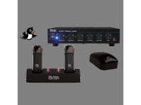 MAGPIE2-1 - Atlas Learn Dual MAGPIE Wireless Mic and Single IR