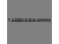 "AP-2410-15S - 15A - 24"", 10 Outlet Vertical Power Strip"
