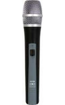 HH38D - Handheld Mic for ECD Wrlss