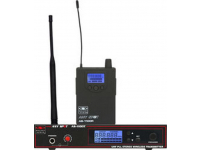 AS-1106D - Wrlss Prsnl Mon 584-607MHz with