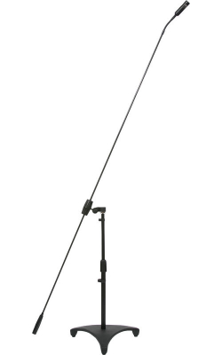 "CBM-562 - Carbon Boom Mic CBM-5 with 62"" stand"