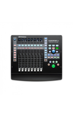 FADERPORT 8 - FaderPort 8: 8-Channel Mix Production Controller