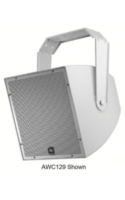 "AWC129-BK - All-Weather Compact 2-Way Coaxial Loudspeaker with 12"" LF"