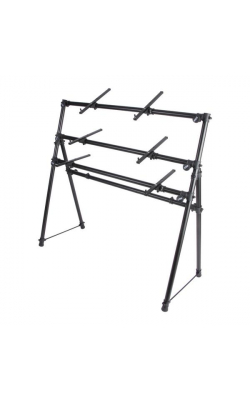 KS7903 - Three-Tier A-Frame Keyboard Stand