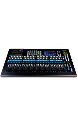 AH-QU-32C - 32 channel digital mixer, 32 Mic/Line + 3 stereo