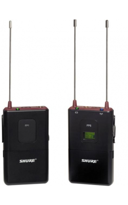 FP15-G4 - Includes FP1 Bodypack Transmitter and FP5 Portable