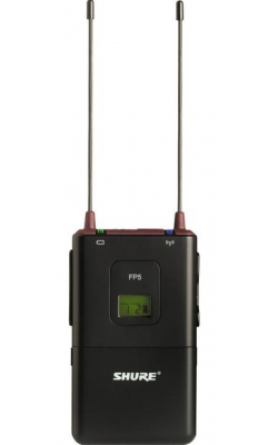 FP5=-H5 - Portable Wireless Receiver