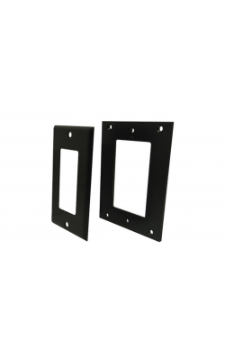 PNL-107 - Aluminum P Panel with Decora COMPONENT cutout