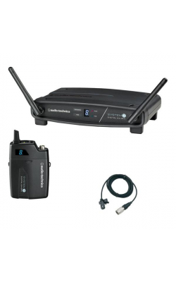 ATW-1101/L - System 10 Series Lavelier Digital Wireless System