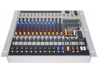 XR1212 POWERED MIXER - XR Series Console Style 12 Channel Powered Mixer