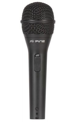 PVI 2 G XLR IN GOLD - PVi Series Vocal Mic with XLR Cable