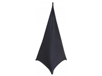 SSA100B - Speaker/Lighting Stand Skirt, Black