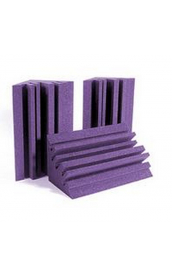METROLENPUR - MetroLENRD Series Bass Traps (8-pack, Purple)