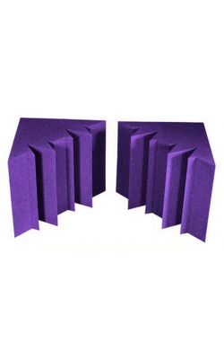 MEGALENPUR - MegaLENRD Series Bass Traps (2-pack, Purple)