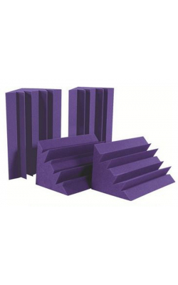 LENPUR - LENRD Series Bass Traps (8-pack, Purple)