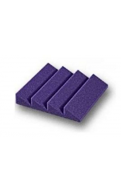 "2"" DST-114 PURPLE - Designer Series Treatment Studiofoam 114 Series (24-pack, 1'x1'x2"", Purple)"
